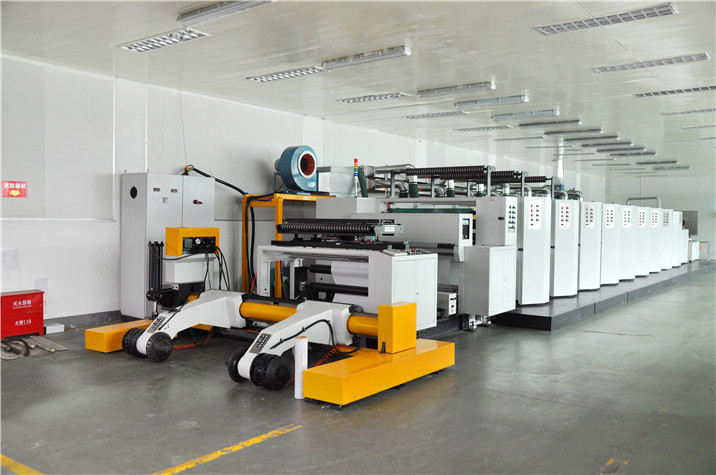 Flexo equipment